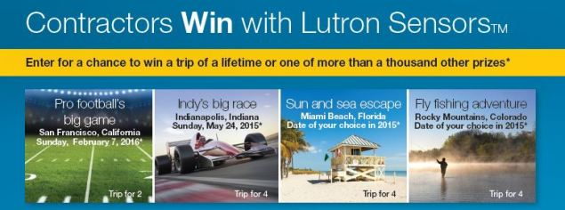 win with lutron
