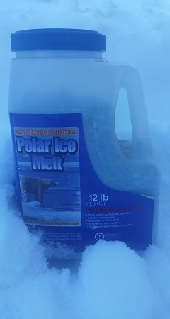 polar rock salt medium