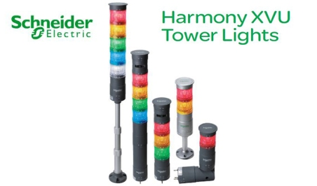harmony stack lights solution