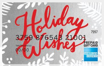 holiday amex card