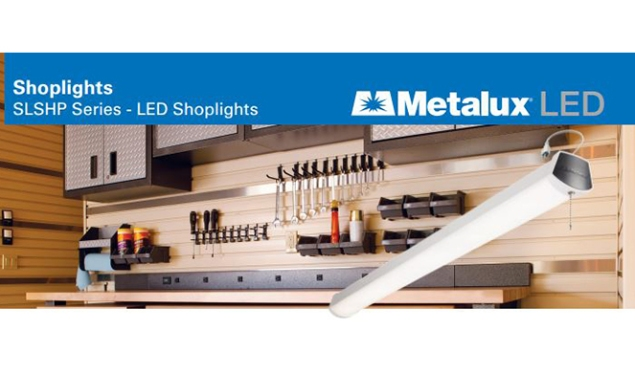metalux shoplight solution
