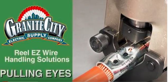 Pulling Eyes at Granite City Electric « GCE TV